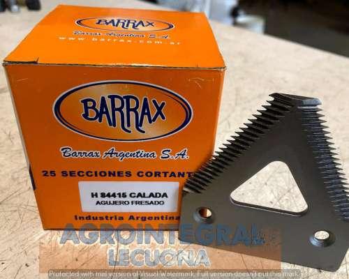 Seccion Barrax J. D.