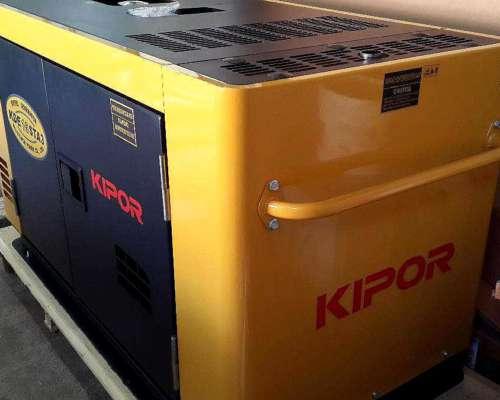 Grupo Electrógeno Diesel Cabinado 9,5 KVA