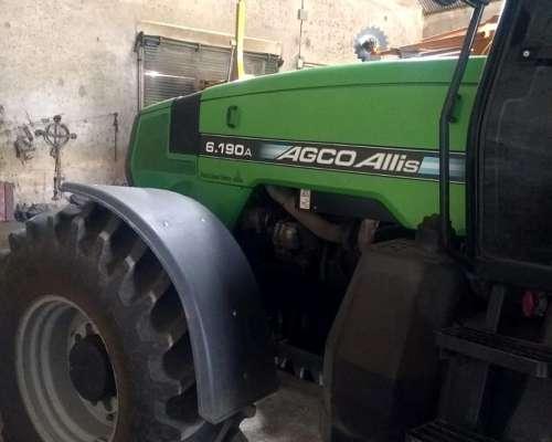 Agco Allis 6.190 , Rodado Dual