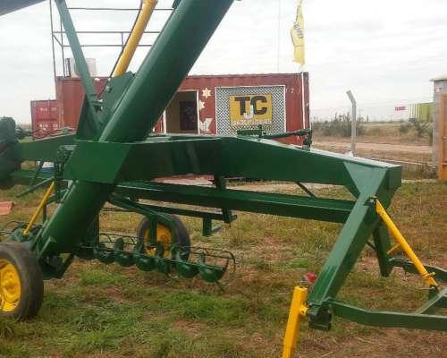 Extractora de Granos Secos Agrotrec Modelo ER 9.1 Reparada