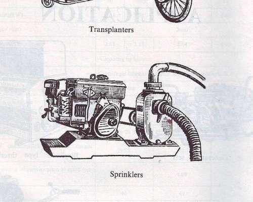 Motor Diesel 5,5 HP
