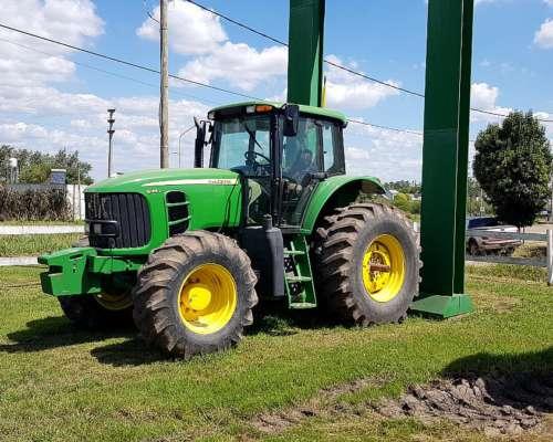 Tractor John Deere 6165j