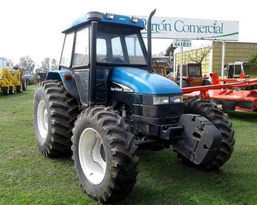 Tractor New Holland Ts100, Doble Traccion