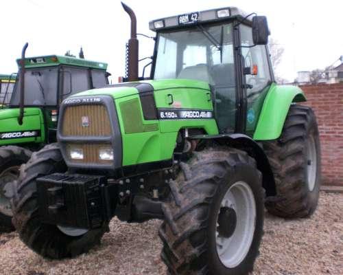 Tractor Agco Allis 6.150 Full