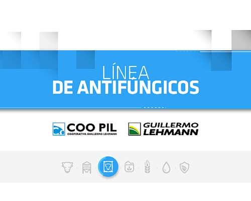 Antifúngicos - Línea Coo Pil
