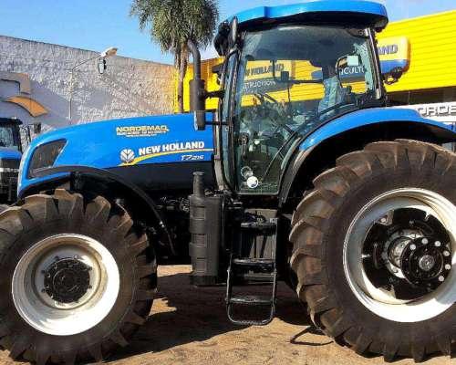 Tractor New Holland T 7.245 Entrega Inmediata