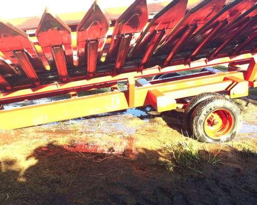 Girasolero Vassalli G12 14 a 52 Bandejas a 35cm, Carro 1 Eje