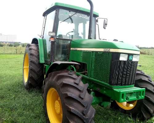 Tractor 6605 John Deere Buen Estado Cabina Origina con Aire