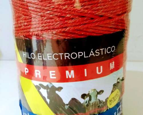 Hilo Electroplastico Premium 500m