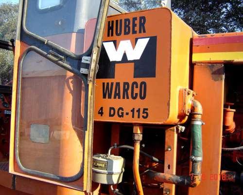 Motoniveladora Huber Warco Dg 115