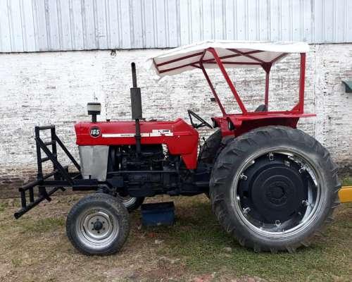 Tractor Massey Ferguson 165 Lindo