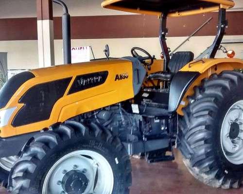 Tractor Valtra A850 con Techo y 3 Puntos, Entrega Inmediata