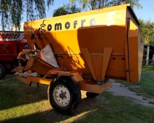 Ref. 03 - Mixer Comofra SF3000 6 M3 con Balanza