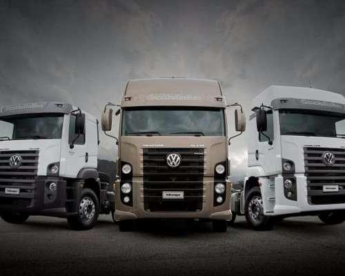 Camiones Volkswagen 0 km