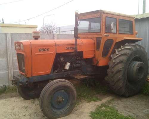 Vendo Tractor Fiat 800 e