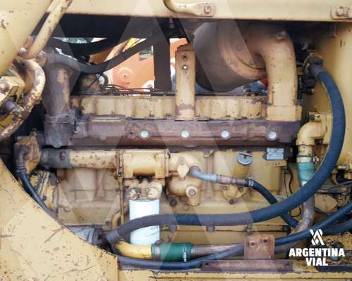 Topador Caterpillar D5B (id492)