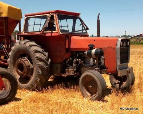 Massey Ferguson 1185 año 92, Motor Perkins 6cc