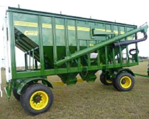 Tolva Fertilizante 22 a 24 TT - Doble Cono - Conese