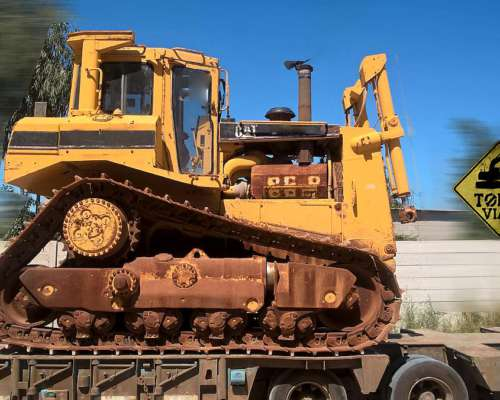 Caterpillar D8R 98 8000hs 33.5tn Permuto Todo Vial
