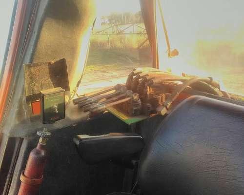 Tractor Fiat 880 Importado Modelo 1982 con Cabina con Aire a