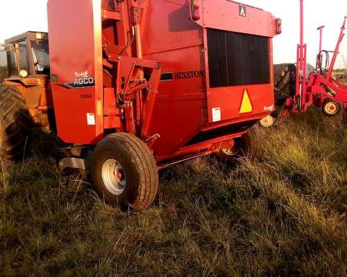 Hesston Agco 5556a año 2010 Impecable Estado