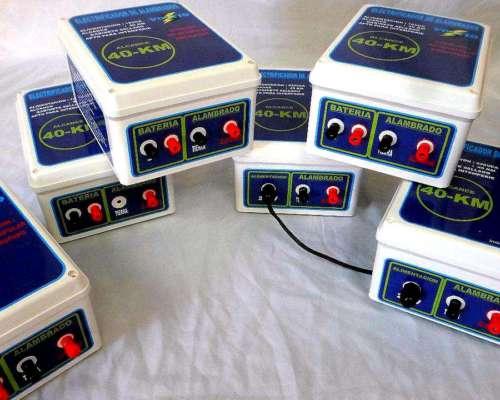 Electrificador / Boyero Electronico