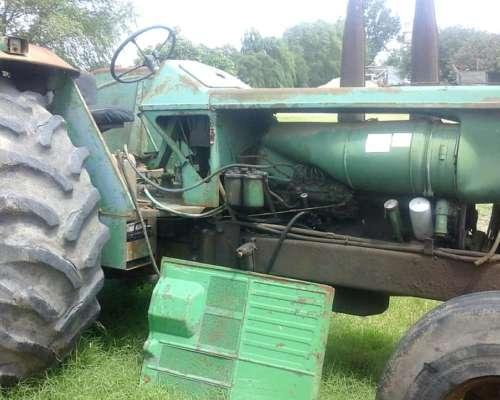 Tractor Deutz 144 Tracción Simple