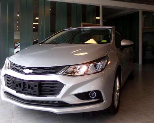 Chevrolet Cruze 4 Ptas 1.4 Turbo LT M/T 0km MY20