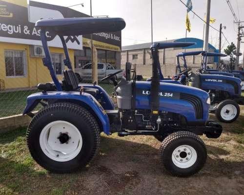 Tractor Lovol TE 250 Techo Parasol
