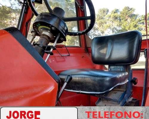 Tractor Deutz, Modelo: AX 110, año 1988
