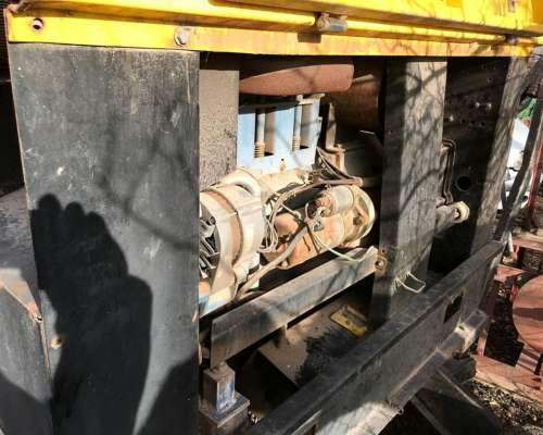 Motor Deutz 913 3 Cilindros con Motosoldador