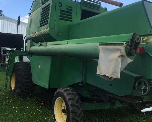 John Deere 1185 Reparada muy Buena