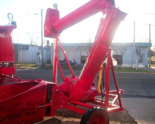 Extractora Mecanica Ombu Okm.disponible