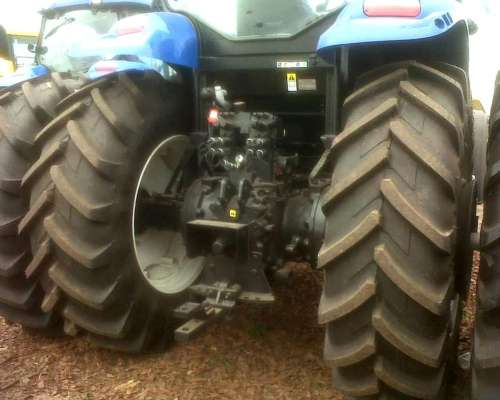 Tractores New Holland T7.150/165/180 Mecánico Cabinado
