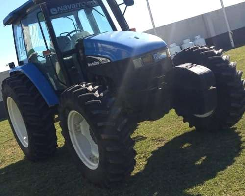 Tractor New Holland TS120 año 2004