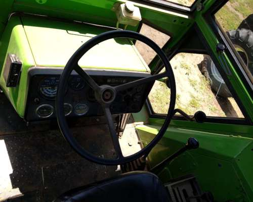 Tractor Deutz DX 120, 120hp, C/duales, CABINADO,1984