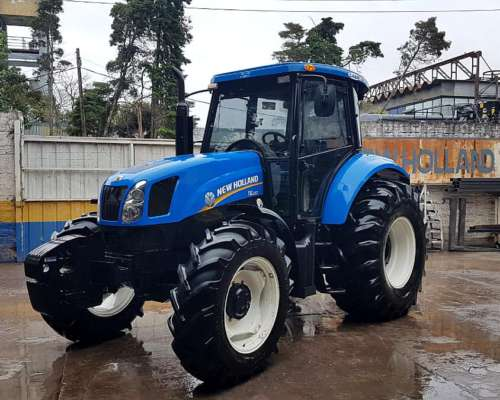 Tractor New Holland T6.130 - año 2016