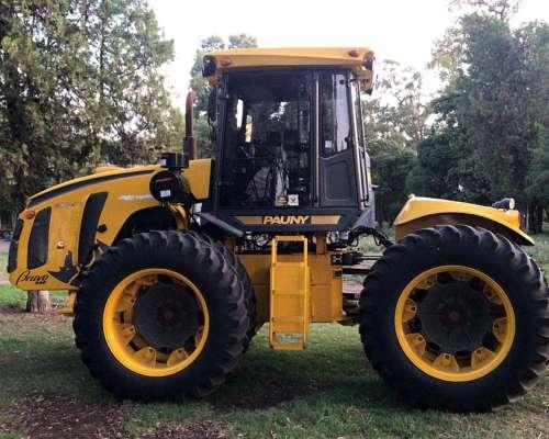 Tractor Pauny Bravo 540 con 1400 Hs , Piloto Automático