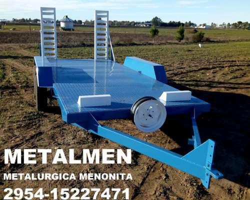 Trailers Metalmen Metalurgica Menonita