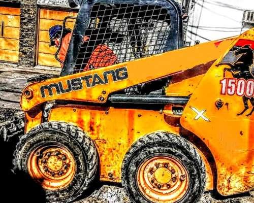 Minicargadora Mustang, Excelente Estado 2017, 1500 Hs