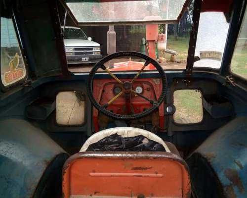 Tractor Fiat Supersom 55
