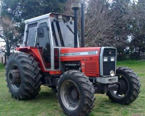 Tractor Massey Ferguson 1660
