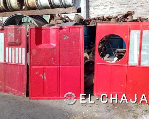 Chapas Laterales De Tractores-