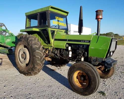 Tractor Deutz Ax100. Oportunidad
