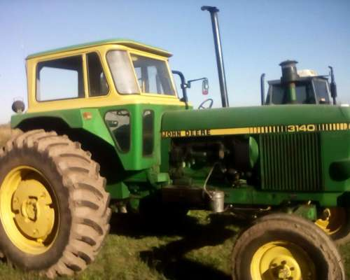 Tractor John Deere 3140 año 83 Syncrom