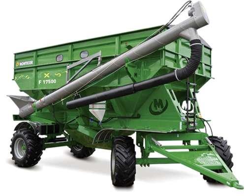 Acoplado Fertilizante 175000 Lts - Montecor