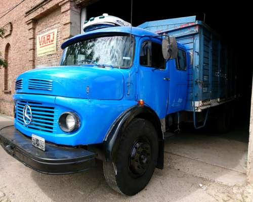 Camion 1114 Con Motor 1518.