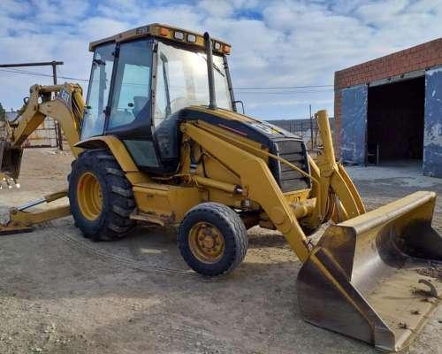 Retro CAT 416d, 2.300 Hs