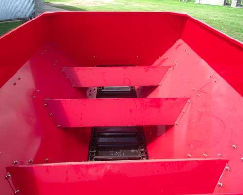 Desparramadora y Fertilizadora Indecar de Arena DA3