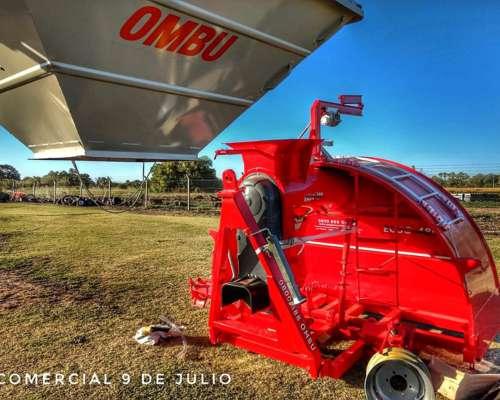 Embolsadora Ombu Nuevo Modelo Egso 480 - 9 de Julio